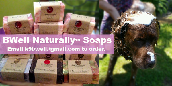 BWell Naturally™ Soaps